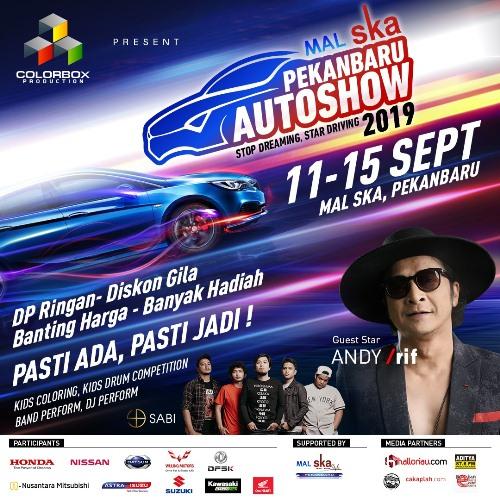Pekanbaru Auto Show 2019