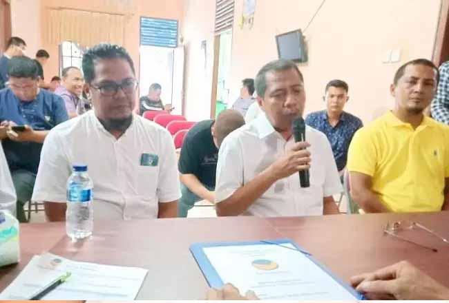 Sekda Siak Tengku Said Hamzah siap maju di Pilkada Siak 2020.