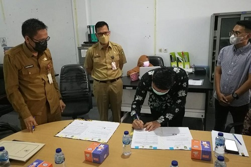 RUPS PT Riau Petroleum telah menetapkan dan mengangkat DR Indra Agus Lukman AP MSi sebagai Komisaris dan Husnul Kausarian PhD sebagai Direktur.