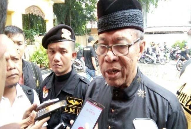 Almarhum Datuk Syarwan Hamid