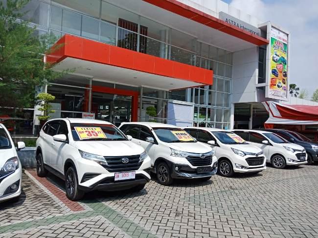 Showroom Astra Daihatsu Pekanbaru