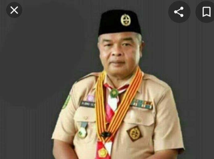 Kadisdikpora Rohul Drs.H.Ibnu Ulya