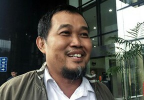 Koordinator MAKI Boyamin Saiman.