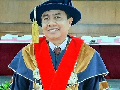 Guru Besar Ilmu Hukum Universitas Al Azhar Indonesia Prof Agus Surono