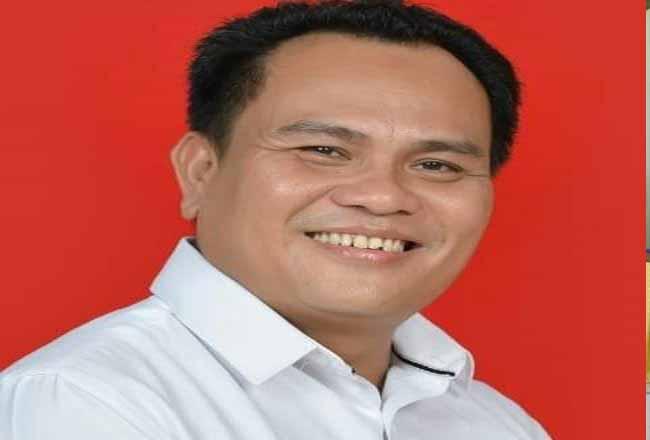 Koordinator Baksos Donor Darah Saparuddin Koto