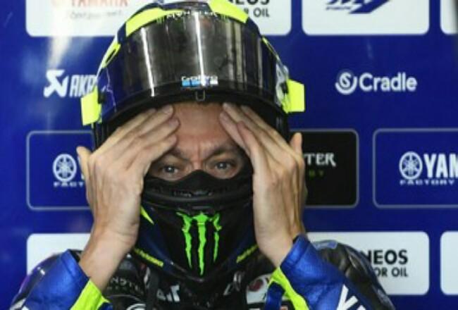 Valentino Rossi masih punya kontrak hingga akhir musim 2020 bersama tim Monster Energy.
