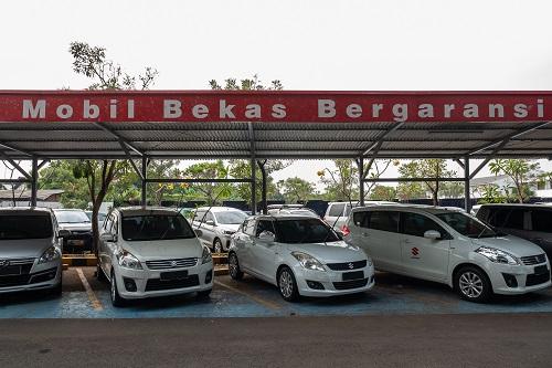 Program tukar tambah ini berlaku selama bulan Mei 2021 dan memberikan keuntungan tambahan bagi konsumen yang ingin membeli mobil baru dengan cara trade-in, terutama pada pembelian produk Suzuki yang mendapat relaksasi PPnBM 0%, yaitu XL7 dan All New Ertiga.