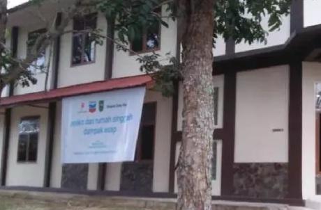 Posko dan Rumah Singgah PT CPI - PCR