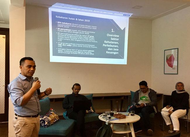 Sebuah laporan dirilis untuk mengkaji keberhasilan dan kegagalan Lembaga Jasa Keuangan Indonesia dalam menyediakan sumber pendanaan untuk menjaga kelestarian lingkungan.