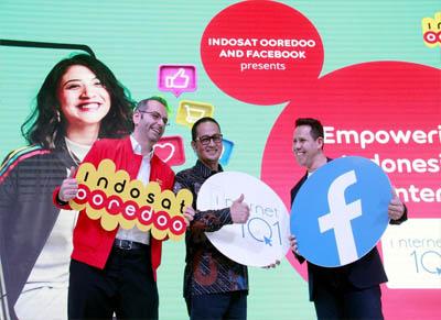 """""""Internet 1O1"""", sebuah kampanye nasional yang bertujuan untuk meningkatkan adopsi mobile internet di Indonesia."""