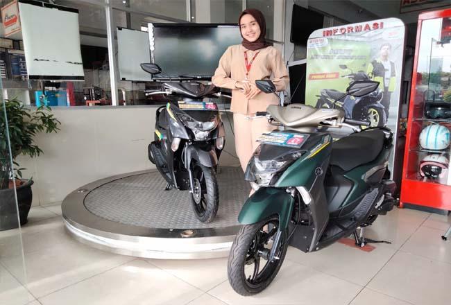 Promo Angpao Hoki pembelian Yamaha  Gear 125 Multiguna.