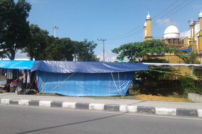 Dana stand bazar tidak dianggarkan oleh Pemkab Kampar.