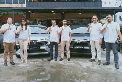 Peluncuran New Astra Daihatsu Sigra, Senin (23/9/2019) di Dhapu Koffiee, Jl Sudirman Pekanbaru.