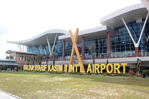 Bandara SSK II Pekanbaru