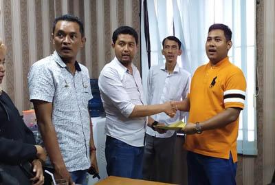 Doni Dwi Putra pimpin Forum Wartawan Legislatif (FWL) Pekanbaru