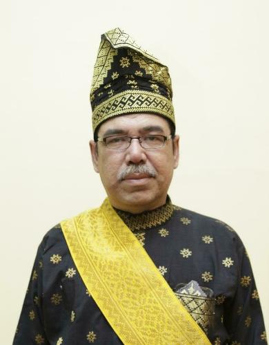 Ketua MKA LAM Riau Datuk Seri Al Azhar