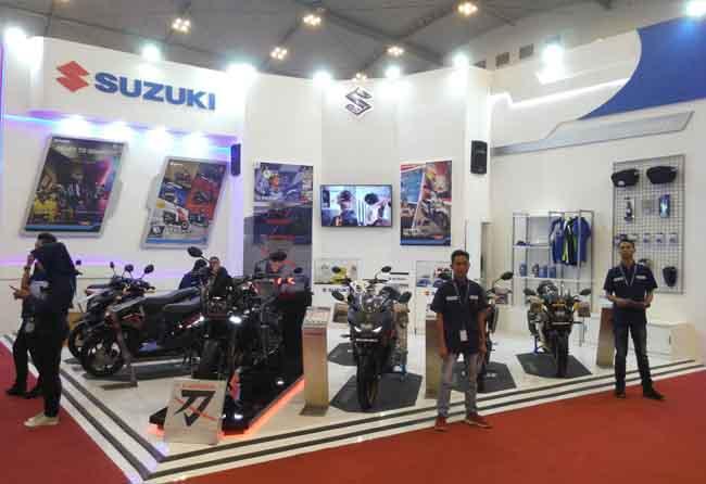 Membawa deretan line-up sepeda motor terbaiknya, Suzuki turut menghadirkan program-program menarik dan spesial bagi pengunjung GIIAS 2019.