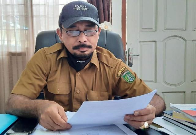 Kepala Bidang Hubungan Industrial dan Persyaratan Kerja Disnakertrans Dumai, Irwan