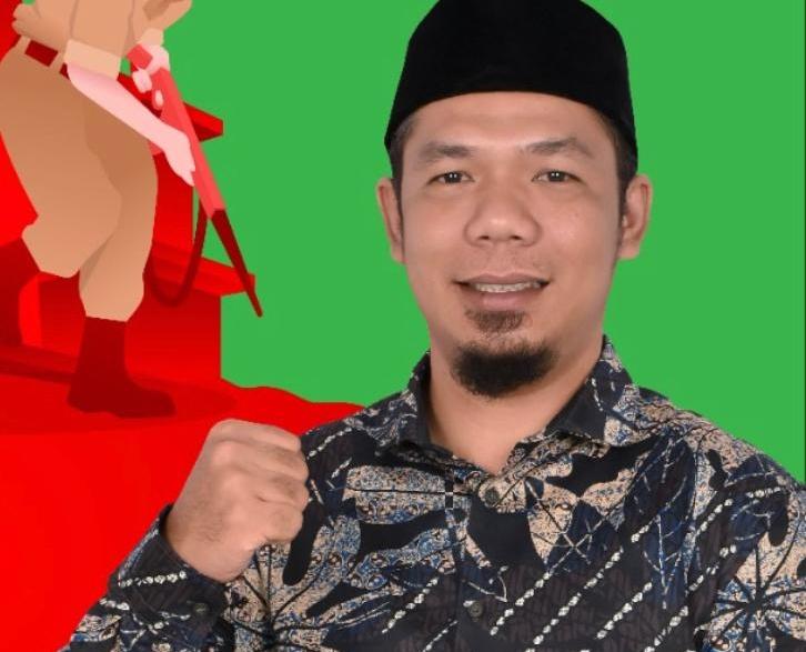 Ketua DPC PKB Pelalawan, Tengku Azriwardi, S.