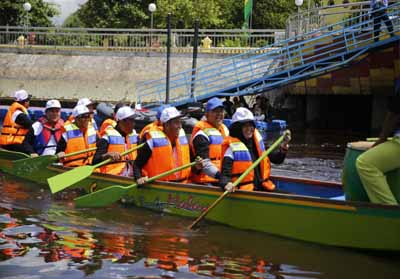 Siak Serindit Boat Race 2018