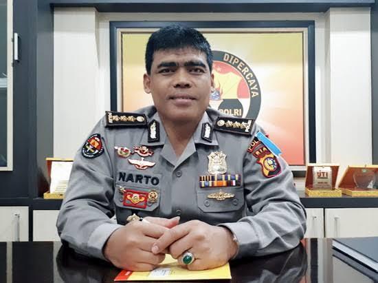 Kabid Humas Polda Riau Kombes Pol Sunarto.