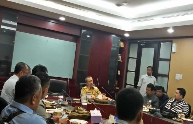 Gubernur Riau (Gubri) Syamsuar