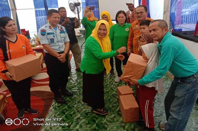 Pertemuan Rutin Kalapas se-Riau di Lapas Kelas IIB Pasir Pangaraian, Kabupaten Rokan Hulu (Rohul), Kamis (10/10/2019) pagi.