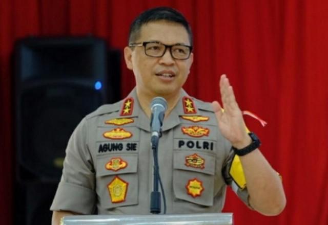 Kapolda Riau Irjend (Pol) Agung Setya Imam Effendi