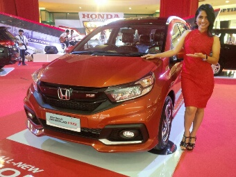 Launching New Mobilio di Mal Ska Pekanbaru