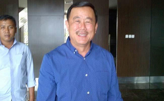 Wakil Bupati Kuantan Singingi (Kuansing) non aktif, Halim.