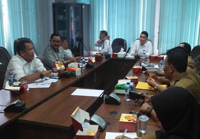 Komisi III DPRD Kota Pekanbaru hari ini Senin (29/7/2019) menggelar rapat dengar pendapat (Hearing) bersama Dinas Pendidikan (Disdik) Kota Pekanbaru