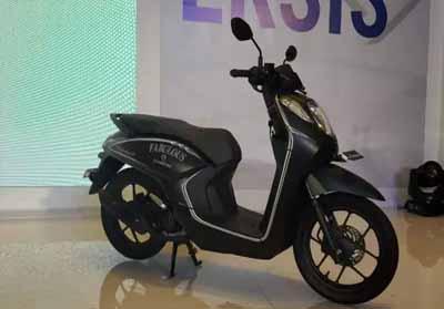 PT Astra Honda Motor (AHM) resmi meluncurkan skuter matik (skutik) klasik terbarunya, Honda Genio.