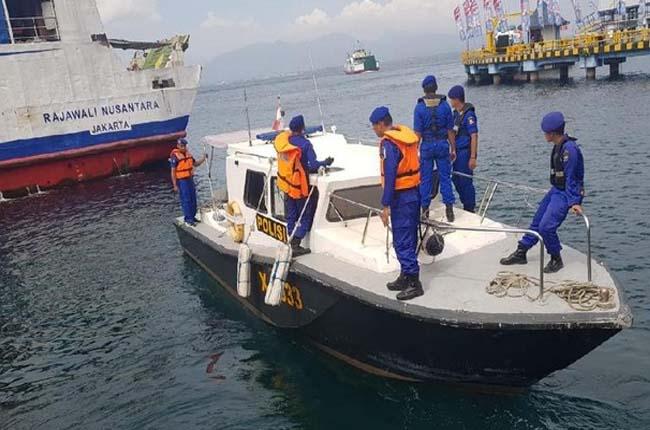 Polisi Air tangkap kapal penyelundup di Bengkalis. FOTO: Detik.