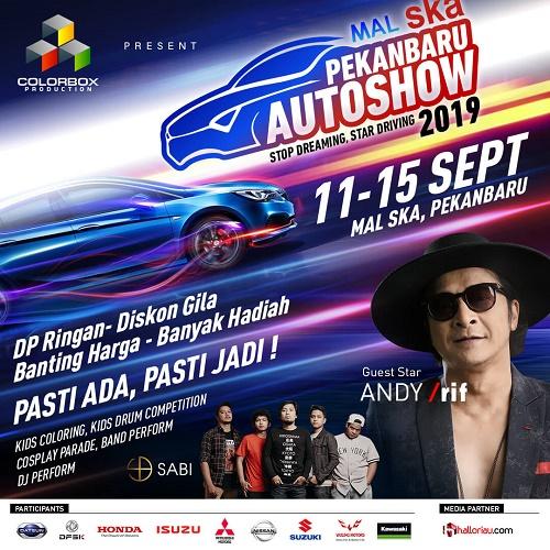Pekanbaru Auto Show