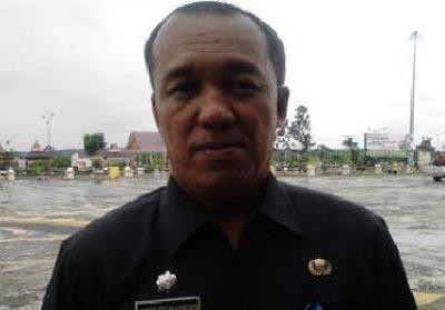 Kepala Badan Penanggulangan Bencana Daerah (BPBD) Pelalawan, Hadi Penandio.