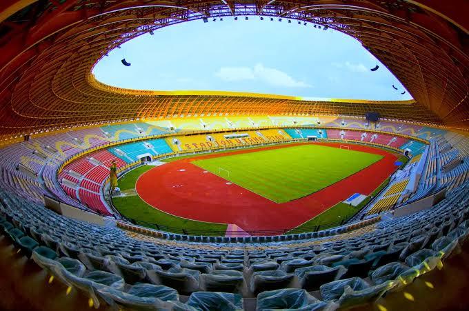 Stadion Utama Riau.