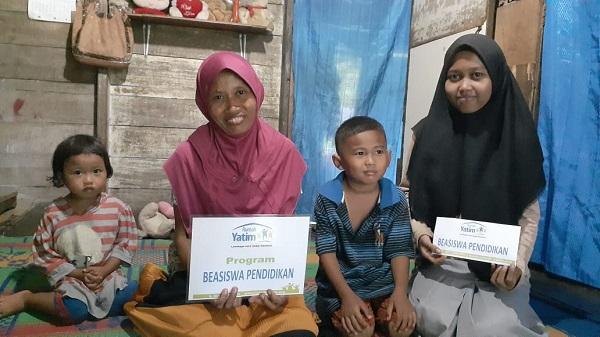 Foto Rumah Yatim Cabang Riau