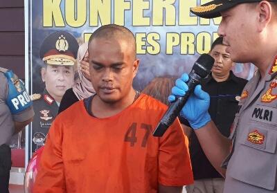 Buhaidi mengaku berupaya memperkosa korban karena pengaruh alkohol.