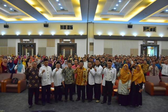 Foto bersama peserta T.O PKS