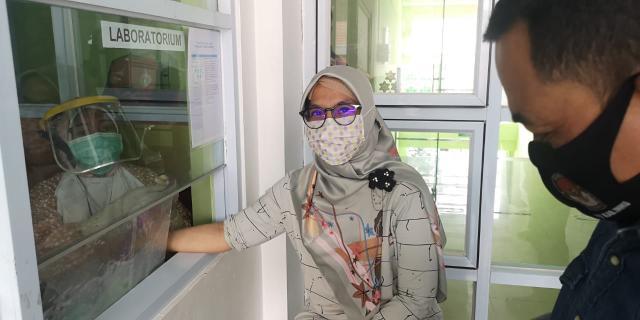ketua KPU Inhu Yenni Mairida.