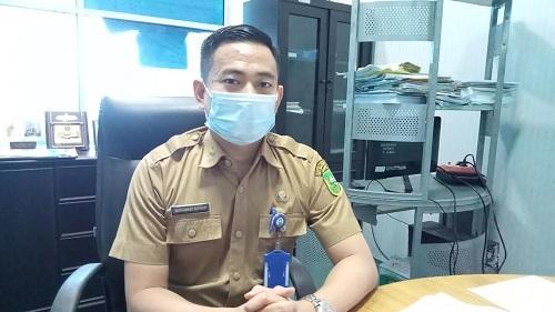 Kepala Bidang Pajak Daerah Bapenda Provinsi Riau, Muhammad Sayoga