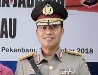 Wakapolda Riau Brigjen Pol Wahyu Widada.