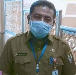 Kepala Dinas Kesehatan Pelalawan, Asril M.kes.