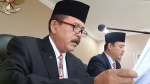 Ketua Komisi Informasi (KI) Riau Zufra Irwan