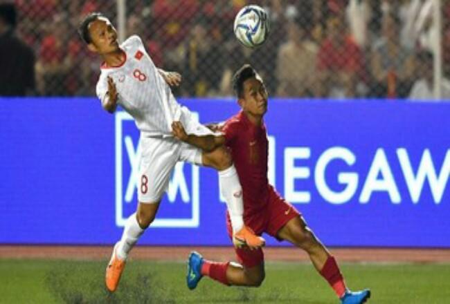 Indonesia kalah 0-3 dari Vietnam di final SEA Games 2019.