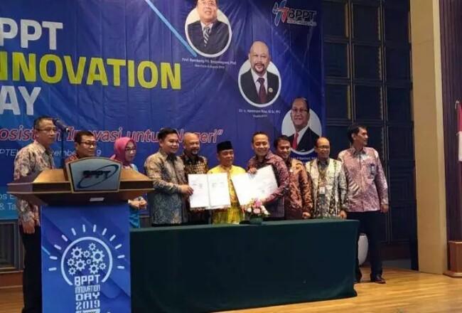 Direktur Utama PT Perkebunan Nusantara V Jatmiko Krisna Santosa. Foto: Antara