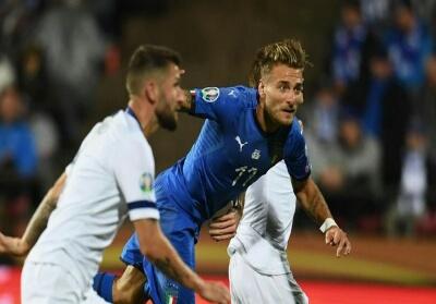 Italia menang 2-1 atas Finlandia di Kualifikasi Piala Eropa 2020.
