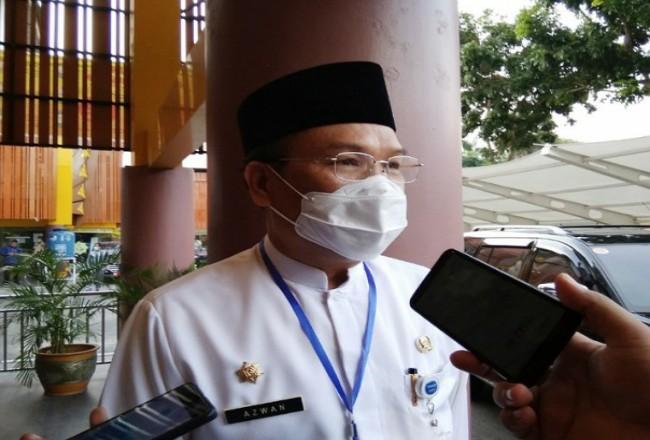 Asisten I Sekretariat Daerah Kota (Setdako) Pekanbaru, Azwan