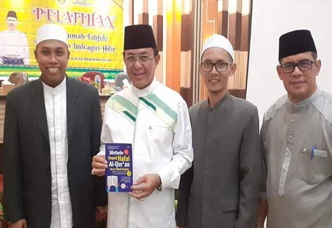 HM Wardan, Kepala Kesra, dan Guru Tahfiz Alquran