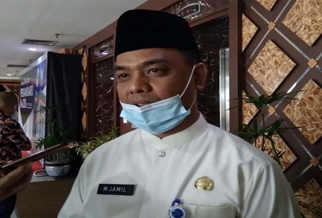 Sekda Kota Pekanbaru H. Muhammad Jamil